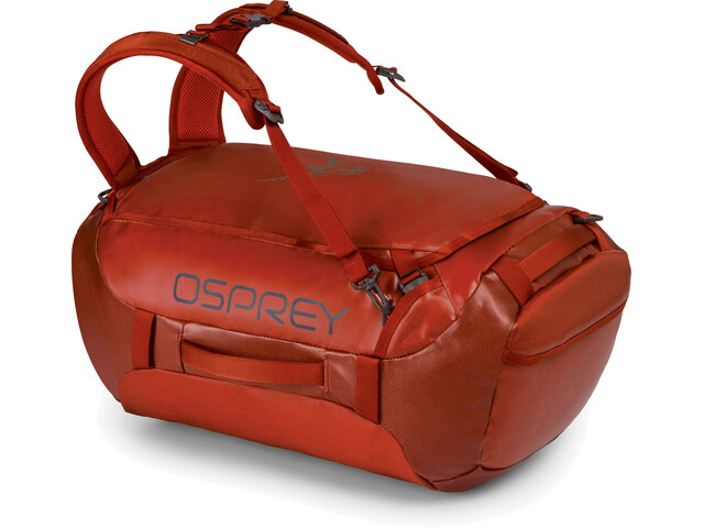 Osprey Transporter 40 Backpack Ruffian Red